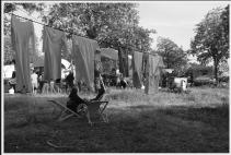 Le Grand Lavage de Printemps / phase 1- Photo © Jef Rabillon